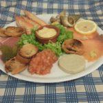 fruits de mer et poissons penestin